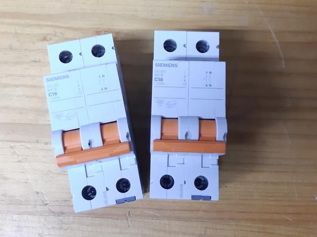 Interruptor Automático Siemens
