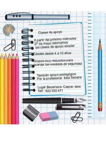 CLASES PARTICULARES Y DE APOYO - foto 1