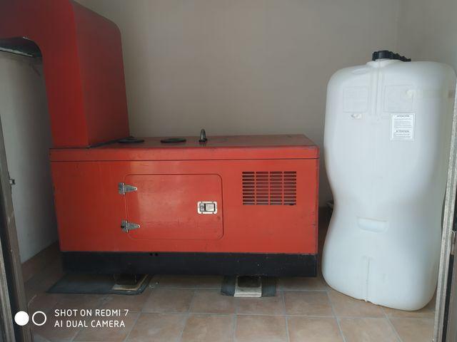 GRUPO ELECTRÓGENO DE 12, 5 KVA - foto 1