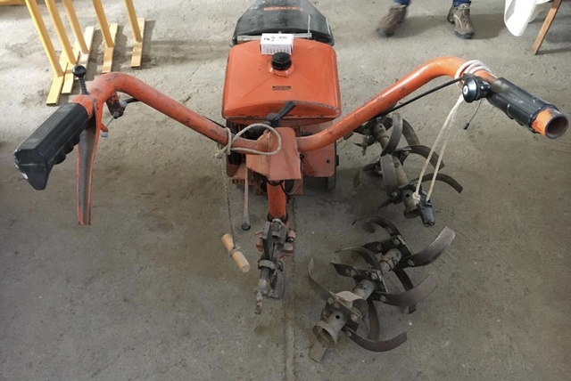 MOTOCULTOR MULA MECÁNICA PIVA M9B - foto 2