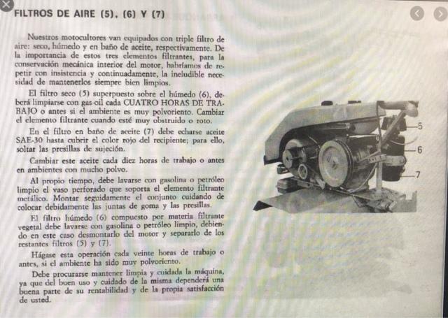 MOTOCULTOR MULA MECÁNICA PIVA M9B - foto 8