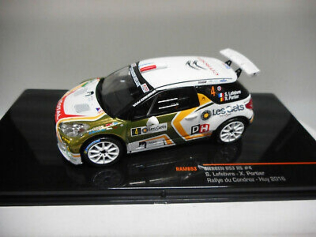 Ixo Citroen Ds3 1:43
