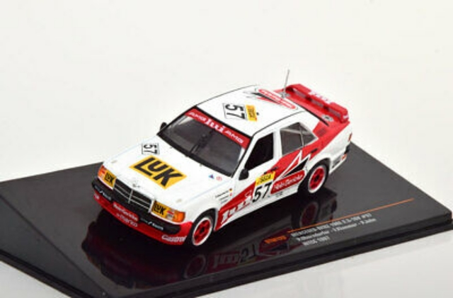 Ixo Mercedes 190 E Rally 1:43