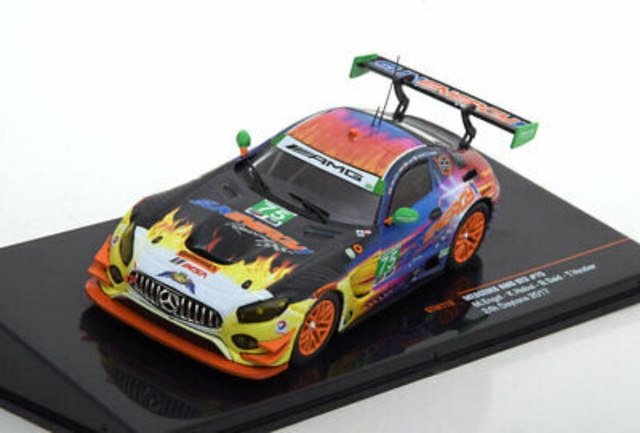 Ixo Mercedes Gt3 Rally 1 :43