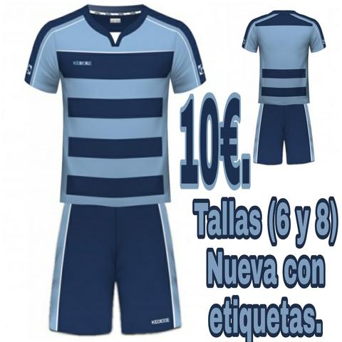 Equipación De Fútbol O Entrenamiento.