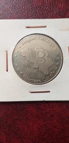 Tres Moneda De Colección