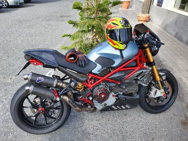 DUCATI - MONSTER S4RS - foto 3