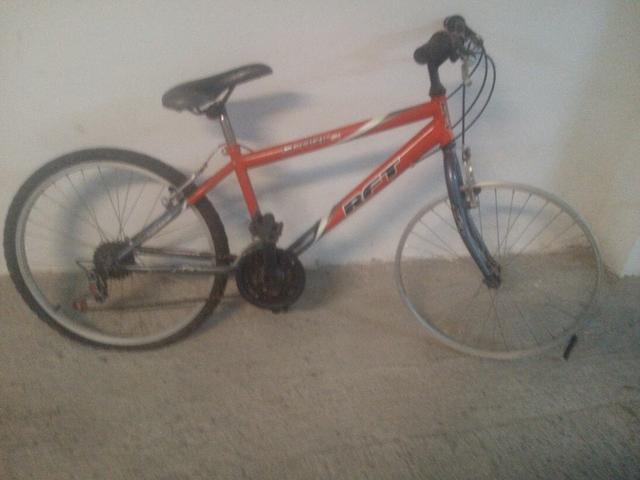 Bicicleta Montaña Rueda 24