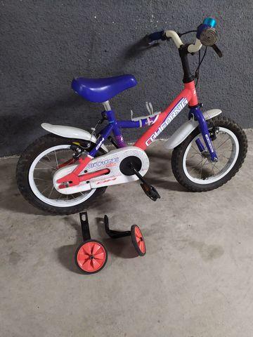 Bicicleta Niños 14 Pulgadas