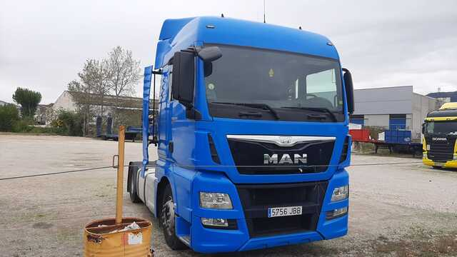 MAN - TGX 18. 480 - foto 3
