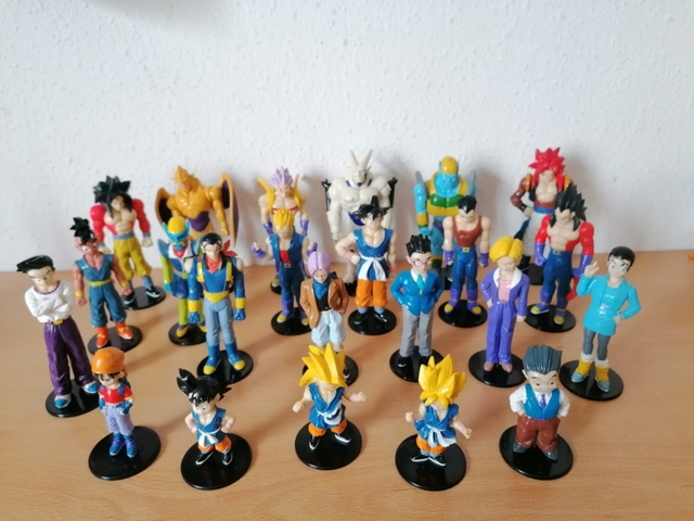 23 Figuras Dragon Ball Oferta Junio