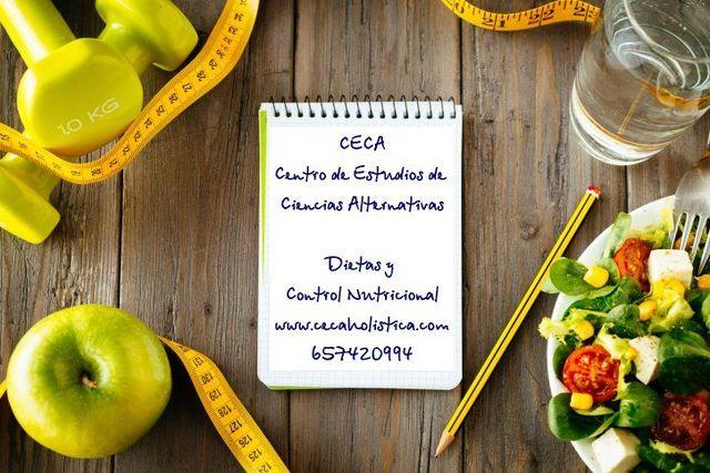 CURSO DE DIETA Y CONTROL NUTRICIONAL - foto 2