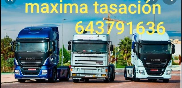 COMPRO CAMIONES COMPRO TARCTORAS - foto 1