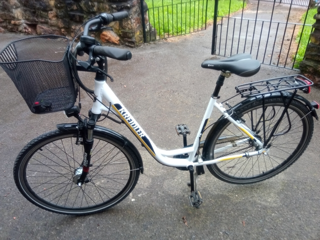 Vendo Bicicleta De Paseo En Buen Estado