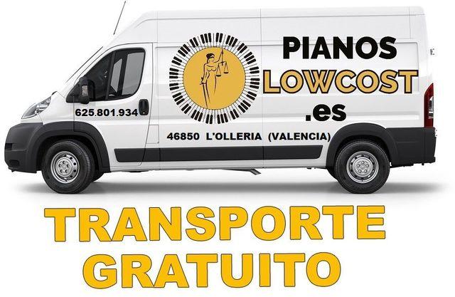 PIANO YAMAHA U3 BLANCO.  TRANSP.  INCLUIDO - foto 4