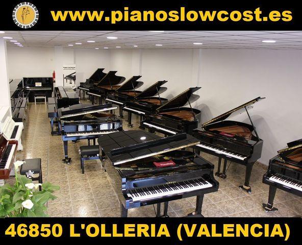 PIANO YAMAHA U3 BLANCO.  TRANSP.  INCLUIDO - foto 5