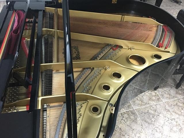 PIANO COLA YAMAHA G2.  TRANSPORTE INCLUID - foto 3