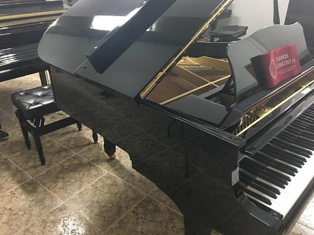 PIANO COLA YAMAHA G2.  TRANSPORTE INCLUID - foto 5