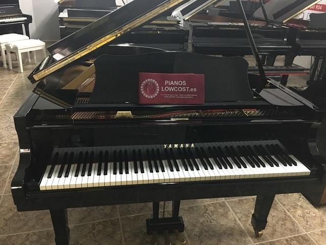 PIANO COLA YAMAHA G2.  TRANSPORTE INCLUID - foto 1