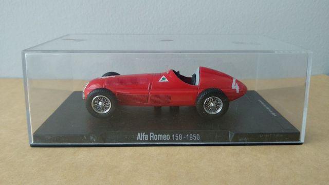 F1 Alfa Romeo 158 - G. Farina - 1950