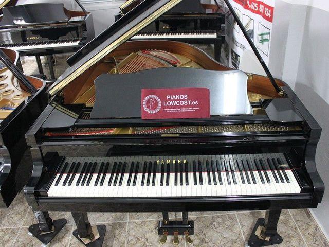 PIANO DE COLA YAMAHA C3.  15 GARANTÍA - foto 1