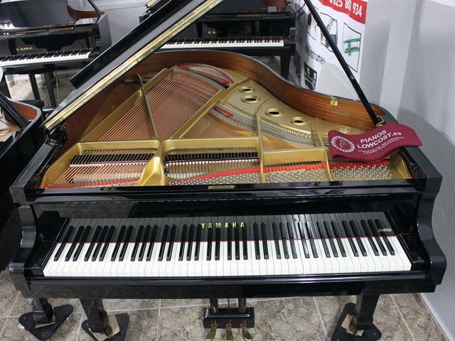 PIANO DE COLA YAMAHA C3.  15 GARANTÍA - foto 3