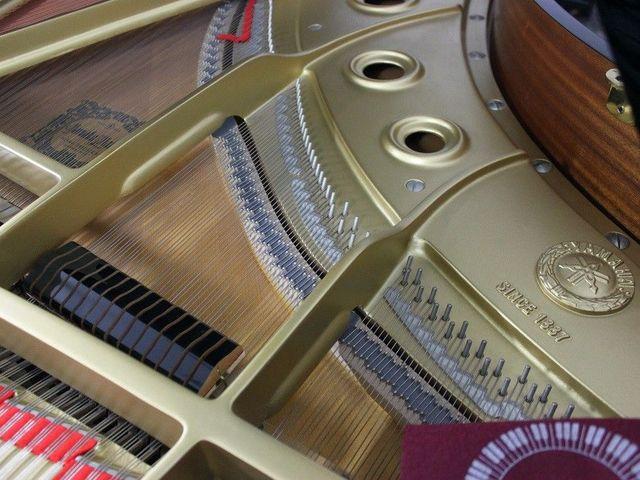 PIANO DE COLA YAMAHA C3.  15 GARANTÍA - foto 6