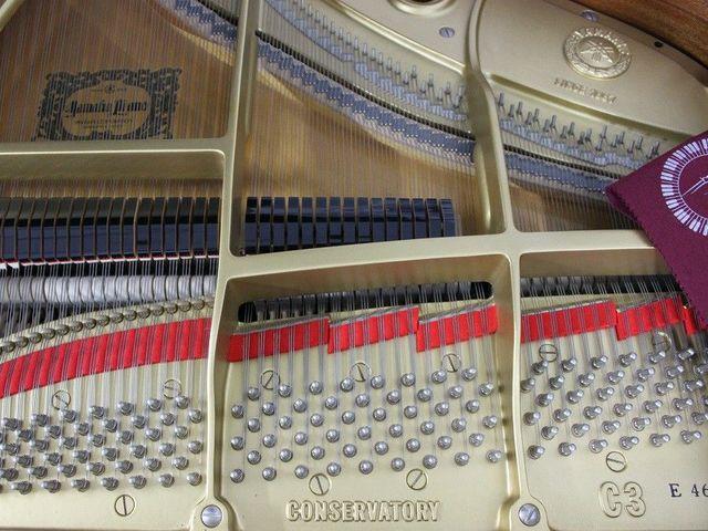 PIANO DE COLA YAMAHA C3.  15 GARANTÍA - foto 7