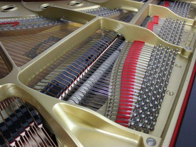 PIANO DE COLA YAMAHA C3.  15 GARANTÍA - foto 8