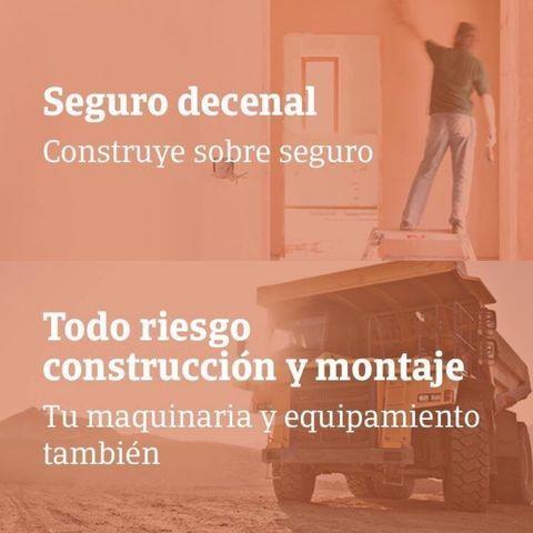 SEGUROS PARA LA CONSTRUCCIÓN - foto 1