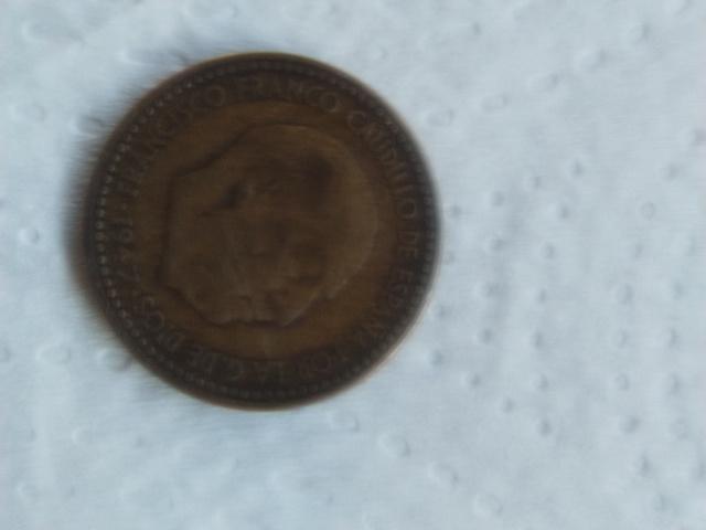1 Peseta De Franco Del 1947