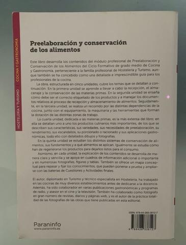 LIBRO CURSO COCINA - foto 2