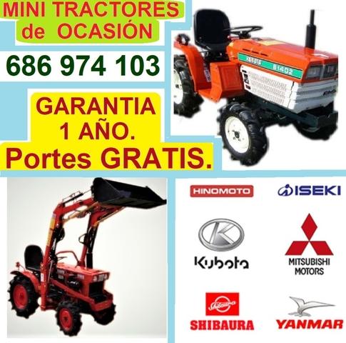 TRACTORES PARA HUERTAS GRANJAS FRUTALES.  - foto 1