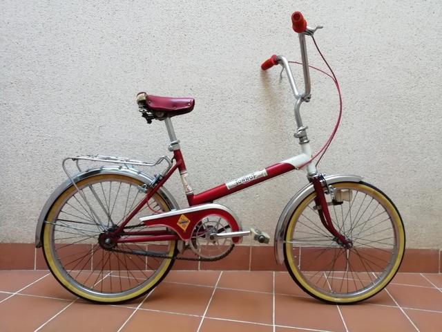 Bicicleta De Paseo Torrot Clásica