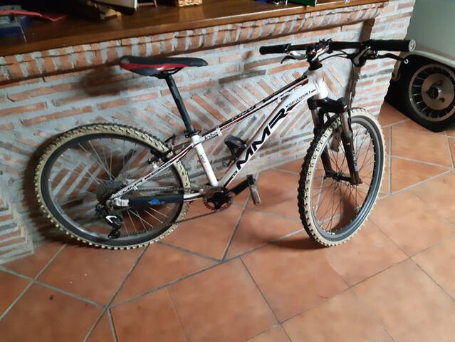 Bicicleta  Carbono De Montaña