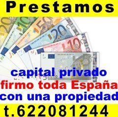 PRESTAMOS CPITAL PRIVADO MADRID ESPAÑA - foto 2