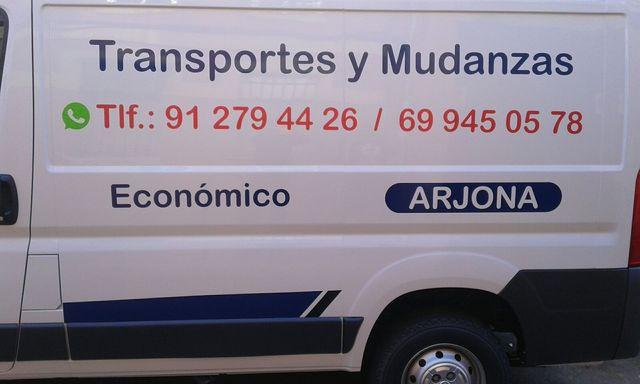 MUDANZAS ECONOMICAS PEQUEÑAS 699450578 - foto 1