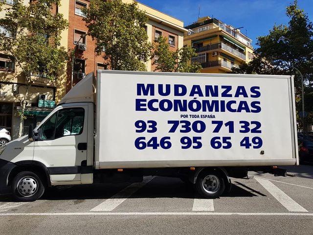 MUDANZAS Y TRANSPORTES BARCELONA - foto 1