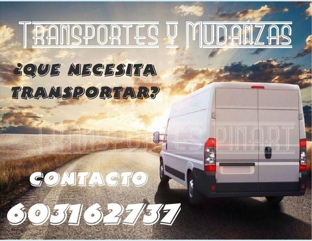 TRANSPORTES, MUDANZAS Y DESALOJOS - foto 1