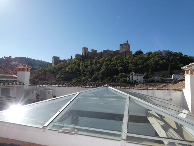 EDIFICIO HISTÓRICO EN EL ALBAYCÍN - foto 7