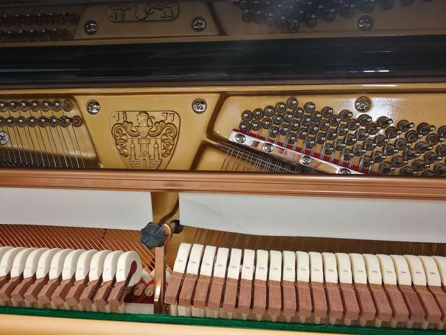 VENDO PIANO YAMAHA Y WILHELM STEINBERG - foto 6