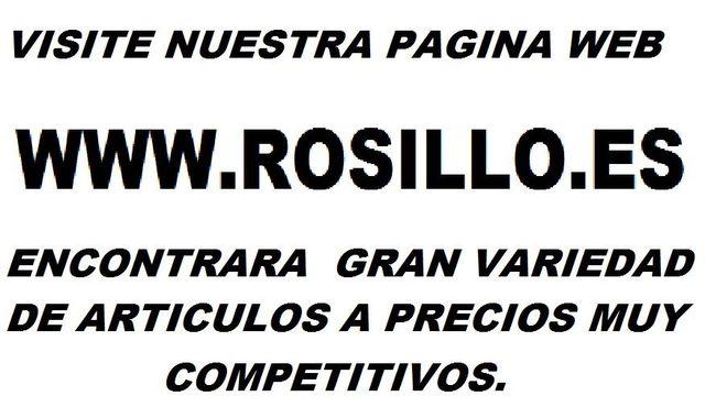 ROSILLO. ES   SILLAS MESAS TABURETES - foto 5