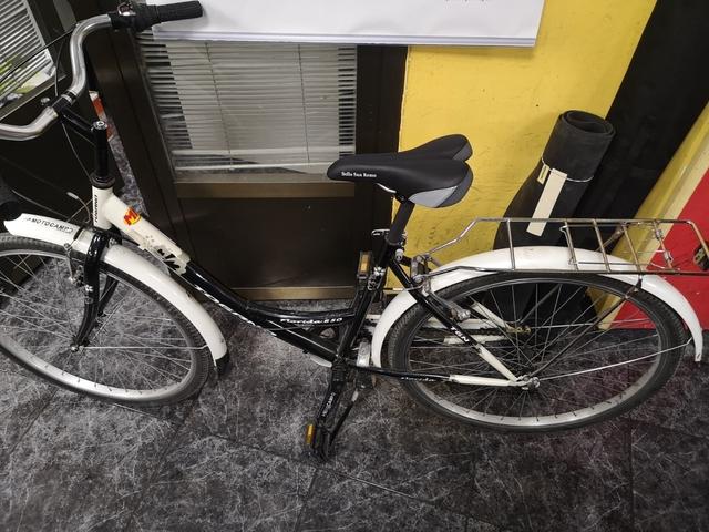 Bicicleta Paseo Togano