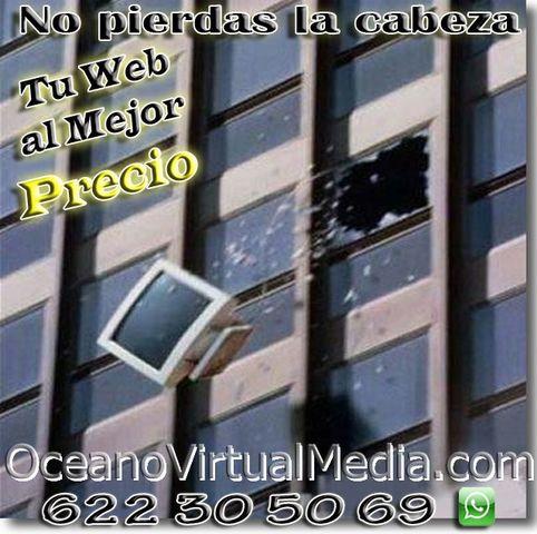 PROGRAMACION WEB * ECONOMICO*  DISEÑO WEB - foto 1