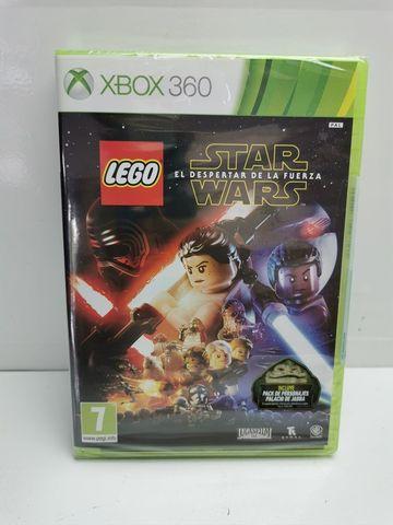 JUEGO NUEVO MICROSOFT XBOX 360 LEGO STAR - foto 1