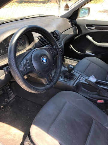 DESPIECE BMW 318I E46 143CV 2. 0 - foto 3