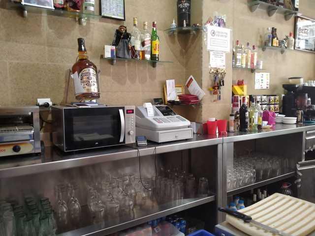 REF. 875 CAFETERÍA CERVECERÍA SAN VICENTE - foto 6