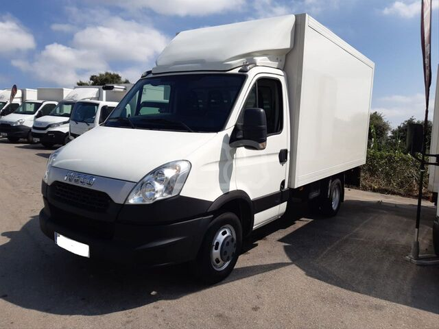 IVECO - DAILY 35C11 CAJA ISOTERMO - foto 1