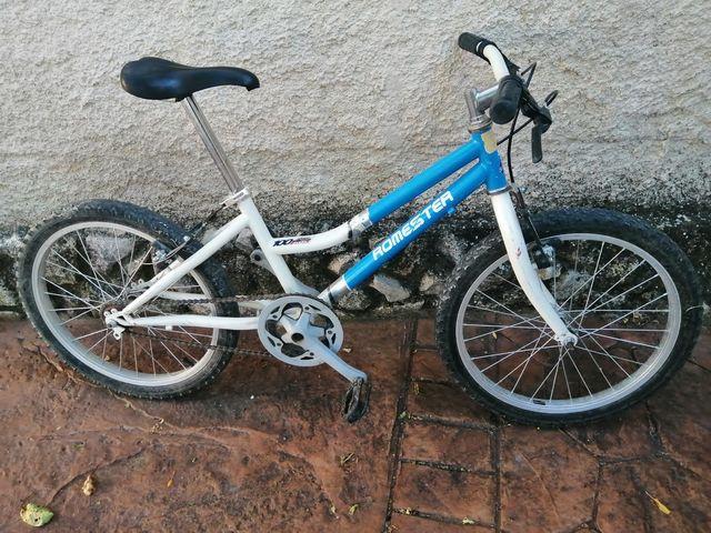 Vendo Bicicleta Mtb Niño