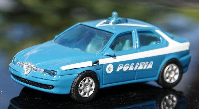 Alfa Romeo 156 Polizia Modificadas Las R